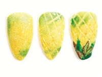 tutorial-unghii-migdala-acryl-model-acril-unghii-ananas