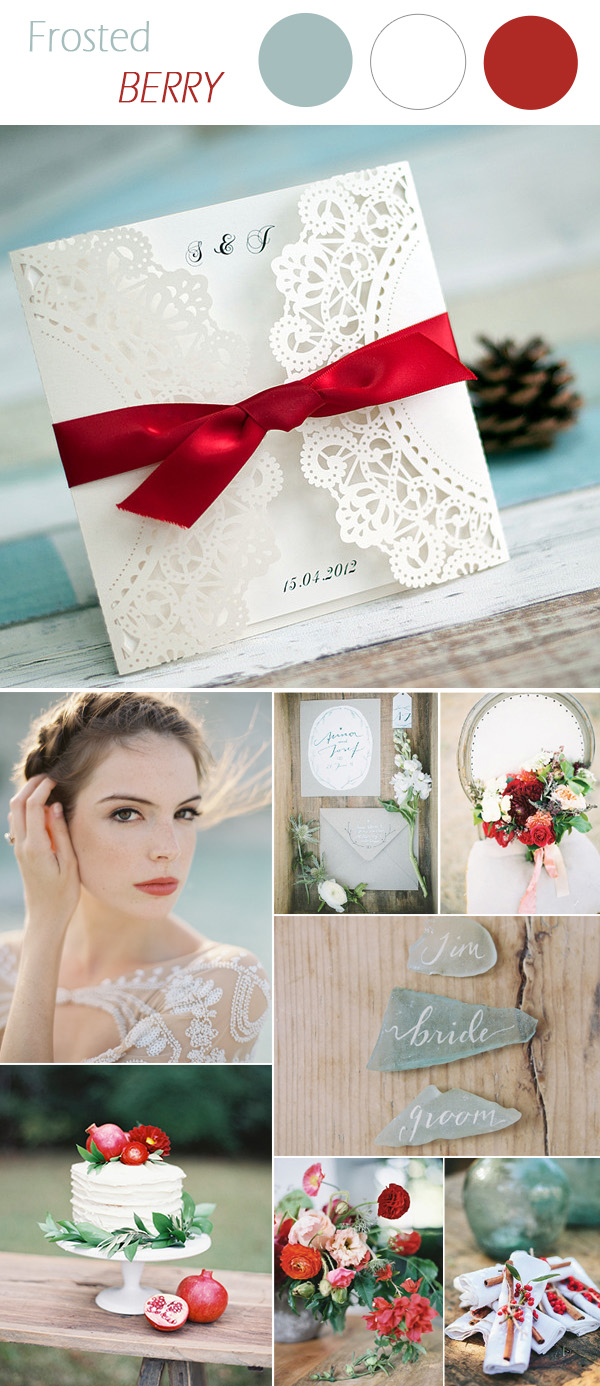 jade-and-berry-red-wedding-color-ideas-and-laser-cut-wedding-invitations